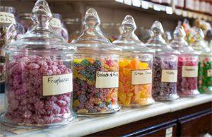 Les bonbons sans gluten de ©La Mère de Famille