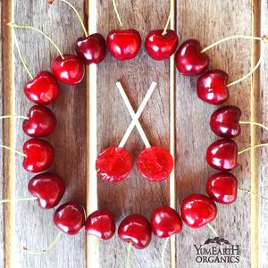 Les sucettes ©YumEarth Des bonbons sans gluten pour petits et grands