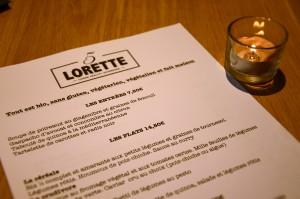 5 Lorette, la cantine sans gluten et veggie !