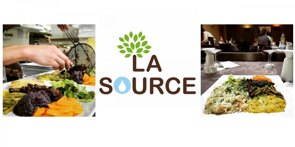 A « La Source » du gastronomique bio /1