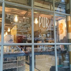 Restaurant PUR etc /4