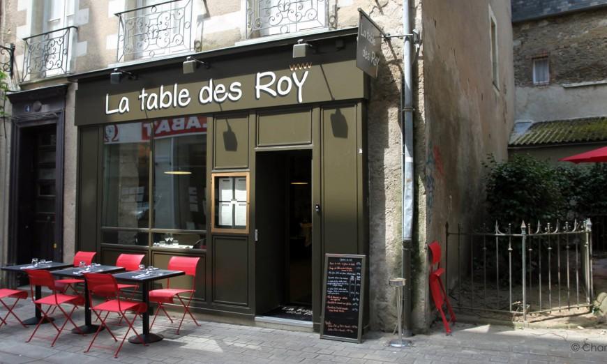 Nantes because gus - Restaurant la table des roy ...