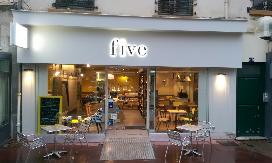 Fast food Five /1