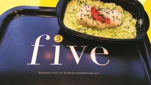 Fast food Five /4