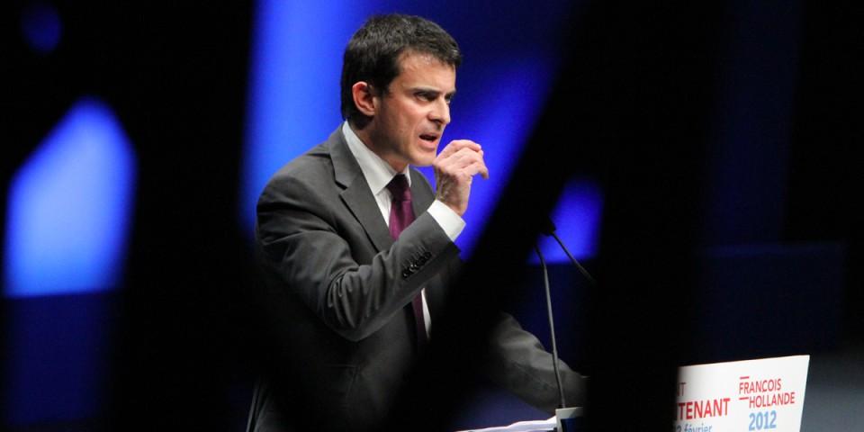 Le régime sans gluten de Manuel Valls / 1