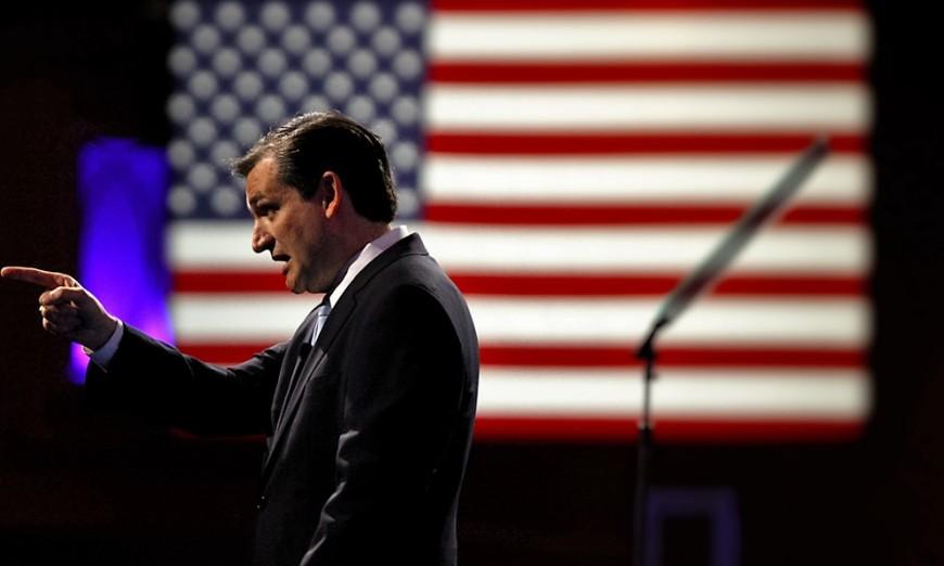 Ted Cruz, le candidat qui n'aimait pas les gluten free /1