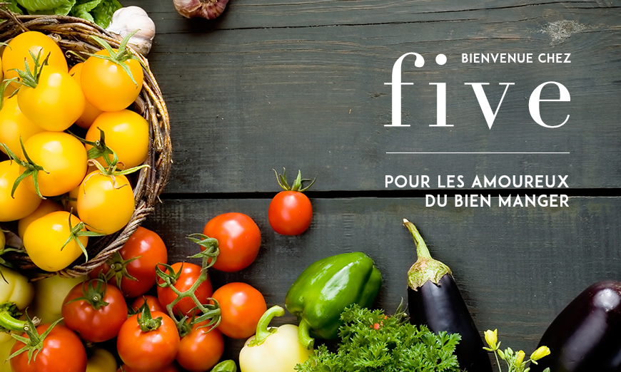 Five, le fast food sans gluten lyonnais /1