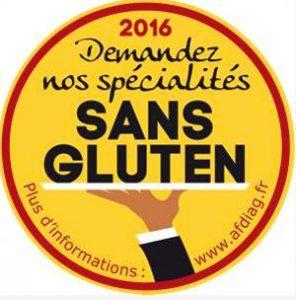 Le logo sans gluten pour les restos ©AFDIAG