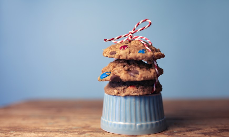 Les cookies gluten free de Meli's /1