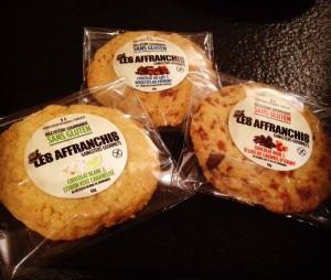 Les cookies gluten free /3