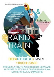 Grand Train, le nouveau Ground Control /2