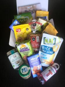 Toutes les box sans gluten à découvrir ! Elle déborde de produits ! ©Because Gus