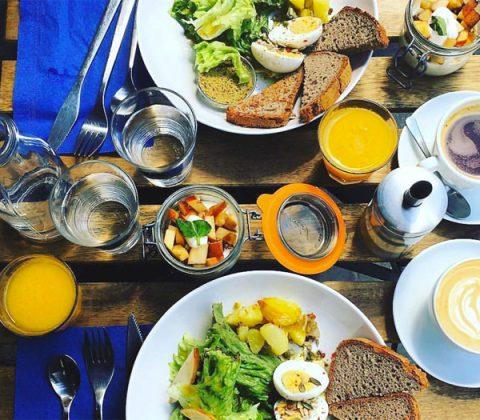 Top 5 des brunchs sans gluten à Paris @soraya_fitnbeauty