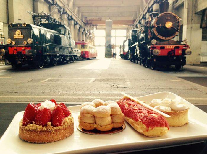 Le sans gluten à bord du Grand Train /6
