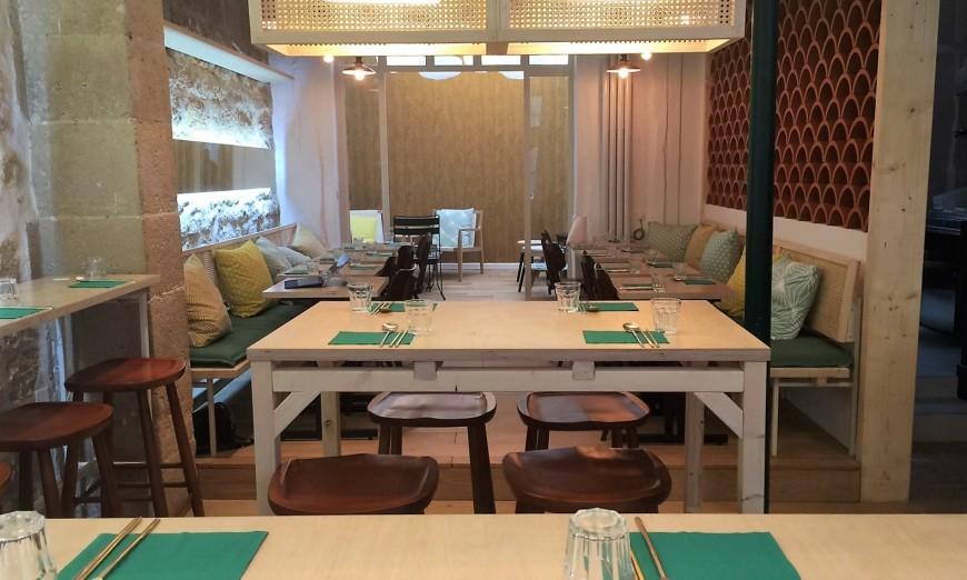 Restaurant Jules et Shim /1