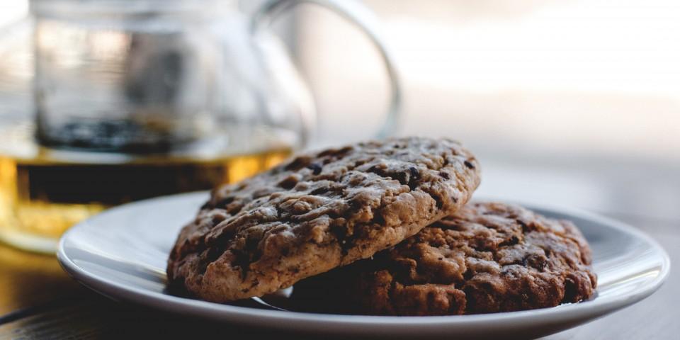 Les cookies gluten free /1