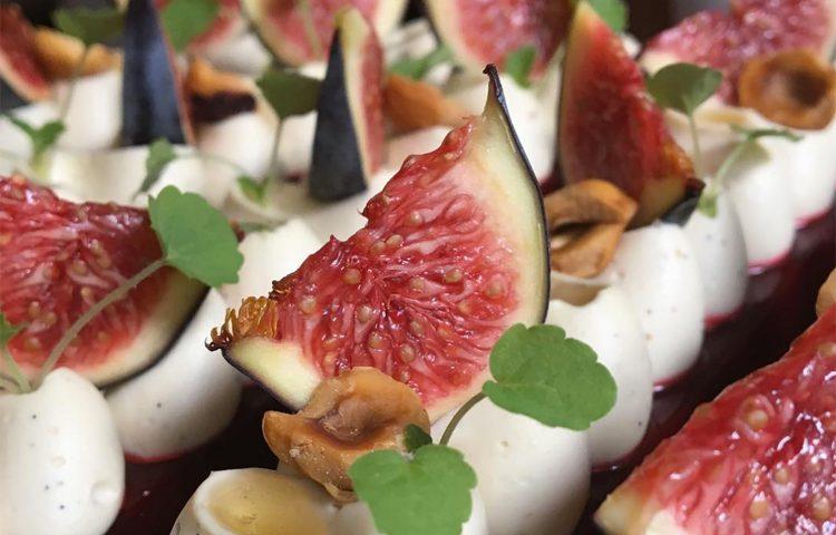 La tarte sans gluten du mois à la figue ©Un Dimanche à Paris