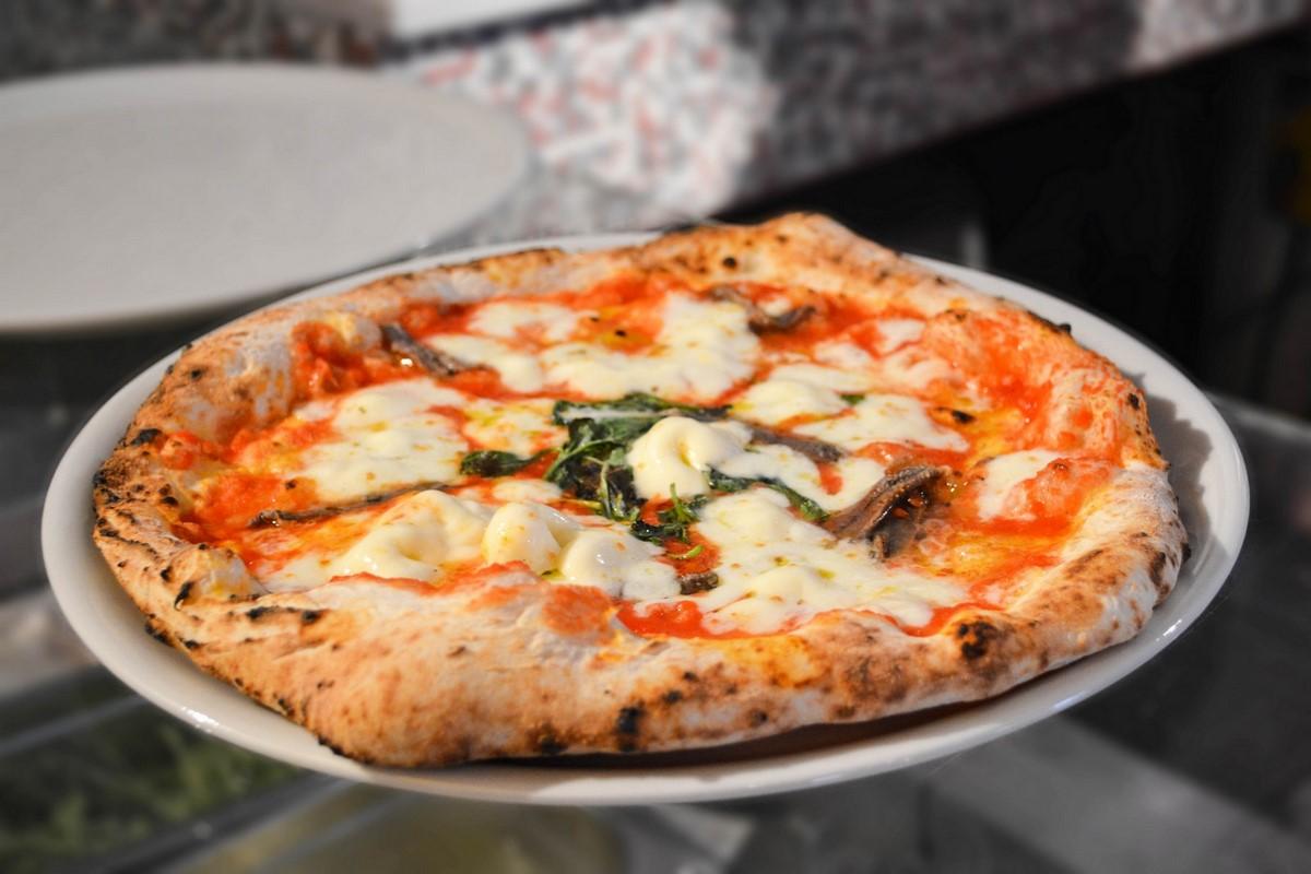 Favori O'Scià Pizzeria Napoletana | Because Gus PD21