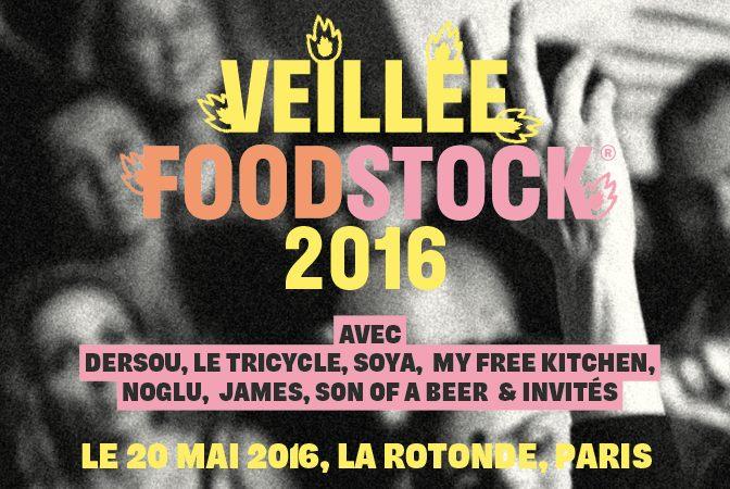 Manger sans gluten au Foodstock ! /1