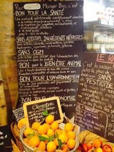 Restaurant Le Bio d'Adam et Eve /2