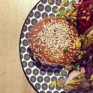 Où manger un burger sans gluten à Paris ? /1