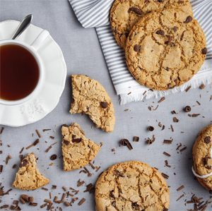 Cookies gluten free à dévorer ! Gluten free & vegan by ©Freely Handustry