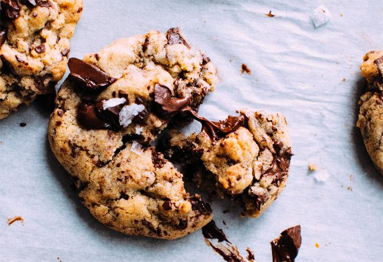 Cookies gluten free à dévorer ! - ©Jennifer Pallian