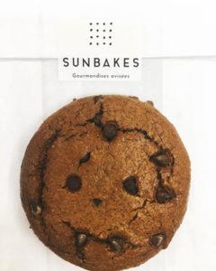 Cookies gluten free à dévorer ! ©Sunbakes