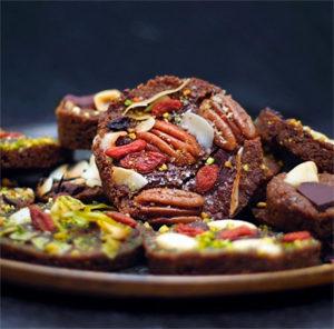Cookies gluten free à dévorer ! ©Cave & Coconut