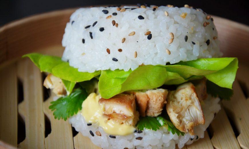 Réussir la recette du sushi burger ! /4