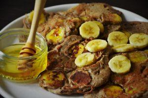 Recette de pancakes sans gluten et sans lactose /3