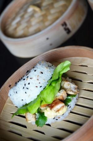 Réussir la recette du sushi burger ! /6