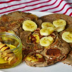 Recette de pancakes sans gluten et sans lactose /4