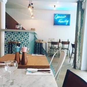 Restaurant Gemini /1