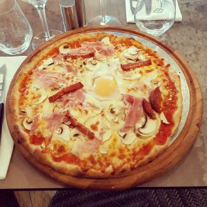 Guide des pizzas sans gluten à Paris /4