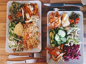 Où manger sans gluten à Bordeaux ? ©Elise_Esthete s'est régalée chez La Cuisine de Johanna