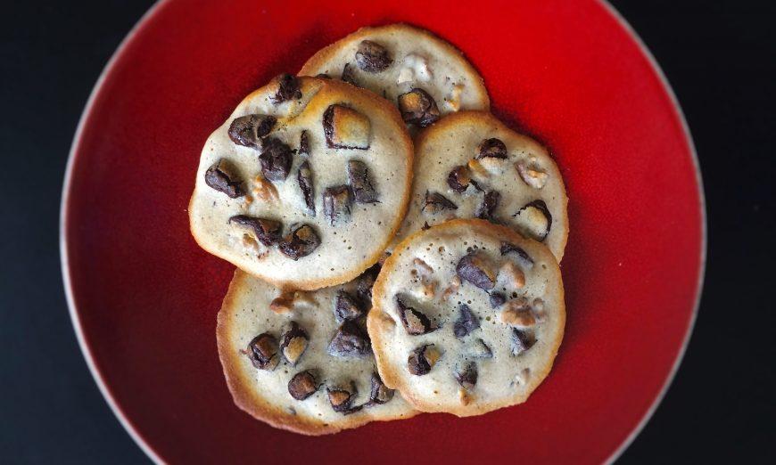 Chouette des cookies sans gluten et sans lait ! / 1