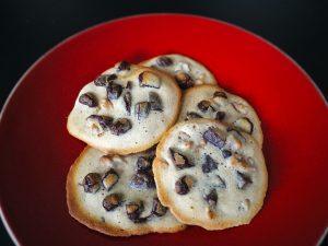 Chouette des cookies sans gluten et sans lait ! / 4
