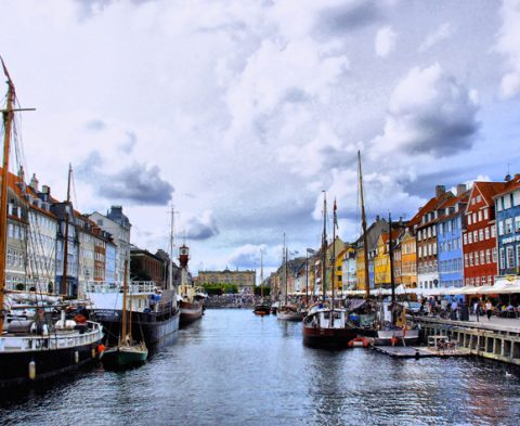 Le sans gluten à Copenhague By Louise SK