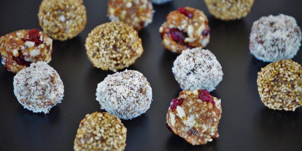 La recette des energy balls sans gluten /3