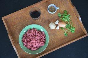 La recette des boulettes de viande sans gluten ! /2