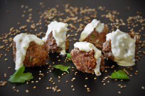 La recette des boulettes de viande sans gluten ! /1