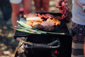 Le barbecue sans gluten, roi de l'été /1 Stephanie McCabe