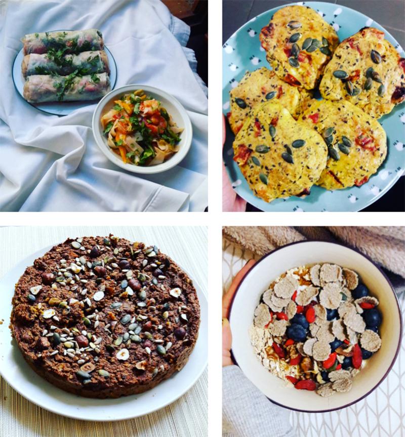 Comptes instagram sans gluten : nos préférés ! @benechat