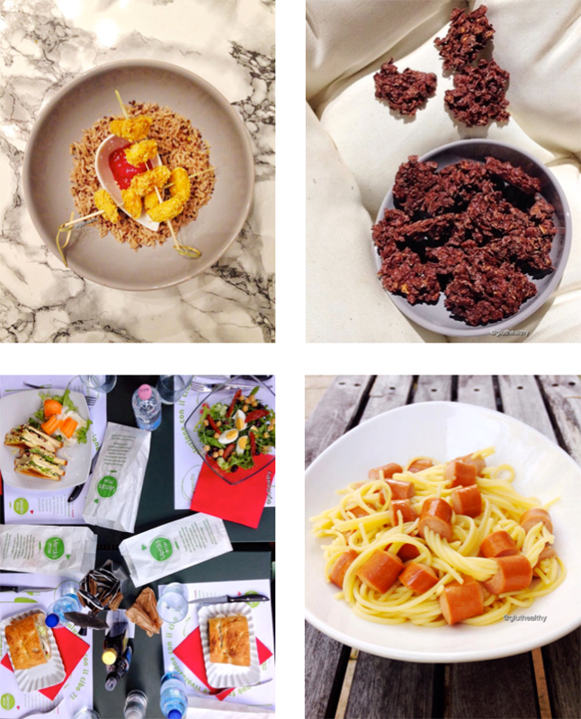 Comptes instagram sans gluten : nos préférés ! / 3