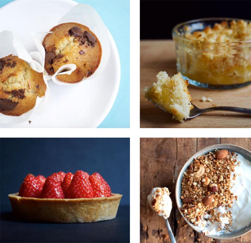 Comptes instagram sans gluten : nos préférés ! @delice.sans.gluten