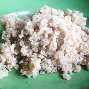 Fonio, céréale sans gluten qui remplace la semoule / 6