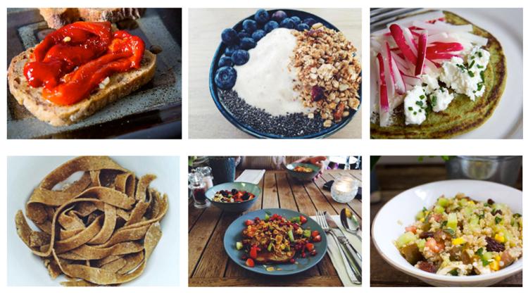 Comptes instagram sans gluten : nos préférés ! / 1