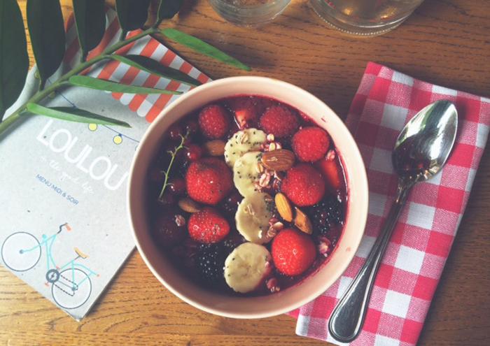 Manger sans gluten à Paris chez Loulou ! / 5