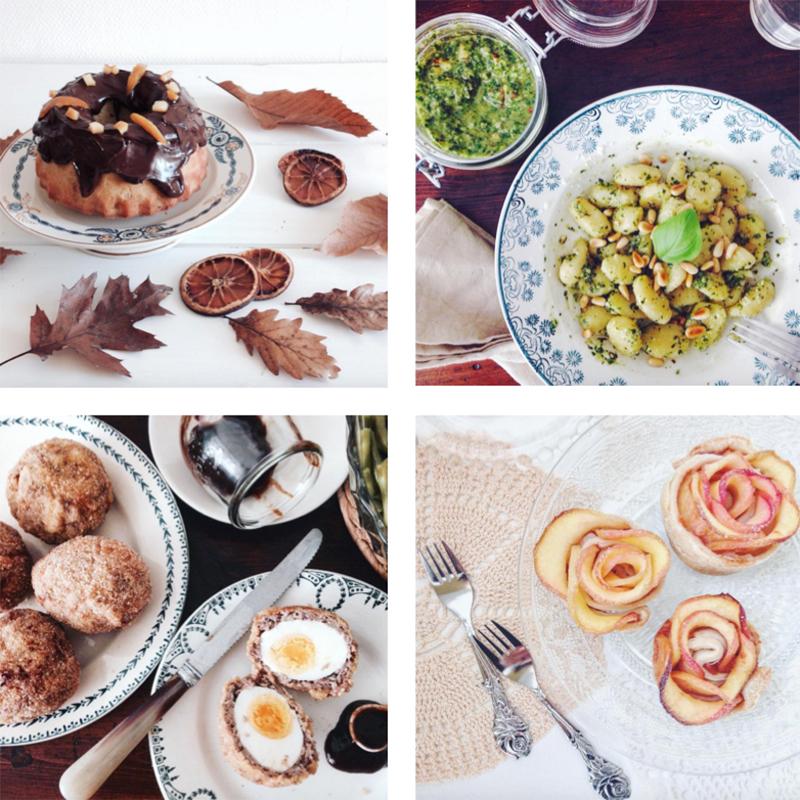 Comptes instagram sans gluten : nos préférés ! @mona_bakes